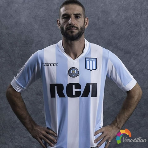 阿根廷竞技携手Kappa发布2017赛季主客场球衣