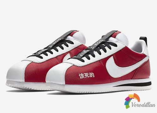 [球鞋近赏]Kendrick Lamar x Nike Cortez联名款
