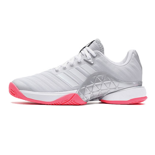 阿迪达斯AH2097 barricade 2018 w女子网球鞋
