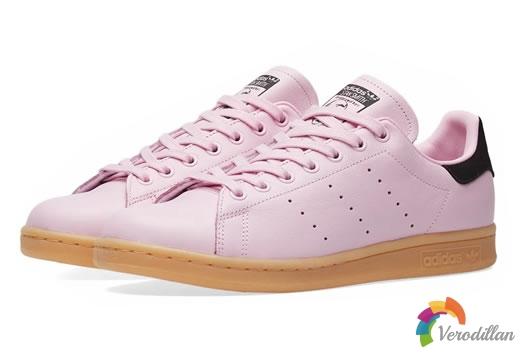 adidas Originals发布Stan Smith全新配色Pink/Black