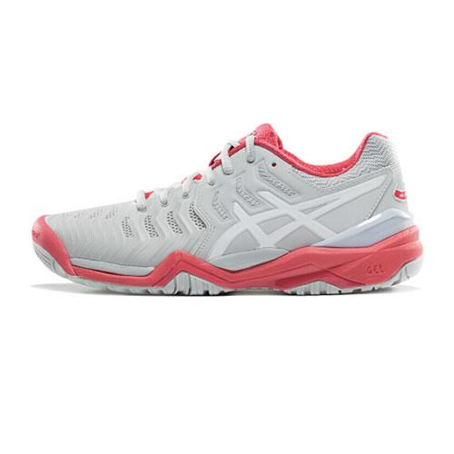亚瑟士E751Y GEL-RESOLUTION 7女子网球鞋图9