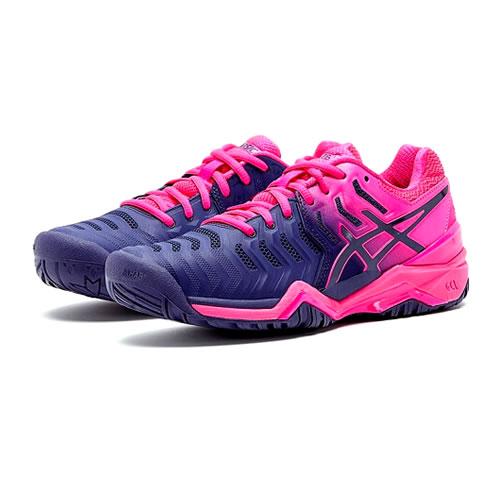 亚瑟士E751Y GEL-RESOLUTION 7女子网球鞋图8