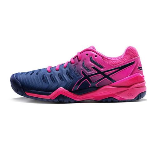 亚瑟士E751Y GEL-RESOLUTION 7女子网球鞋图7