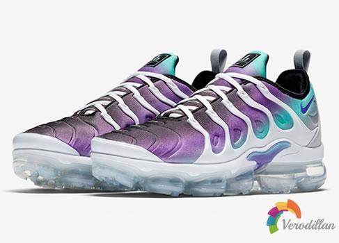 Nike Air VaporMax Plus全新配色Grape登场