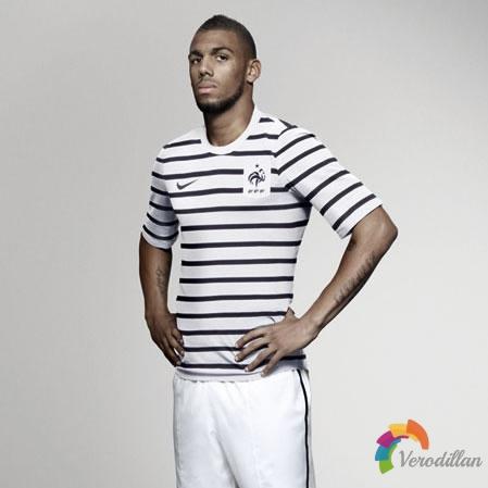 [球衣近赏]法国国家队2011/13赛季客场球衣