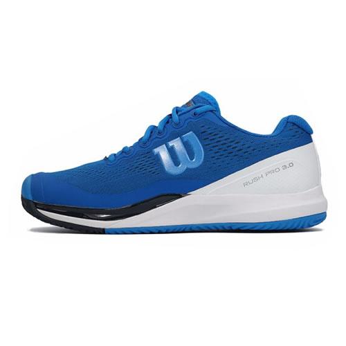 威尔胜WRS324720 RUSH PRO 3.0男子网球鞋
