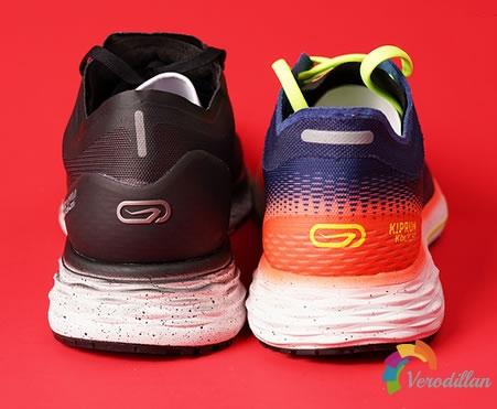 Kalenji KD LIGHT VS KS LIGHT跑鞋深度对比测评图4