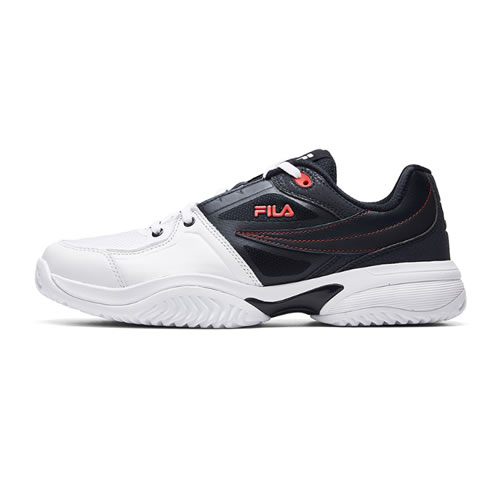 斐乐A12M935507F男子网球鞋