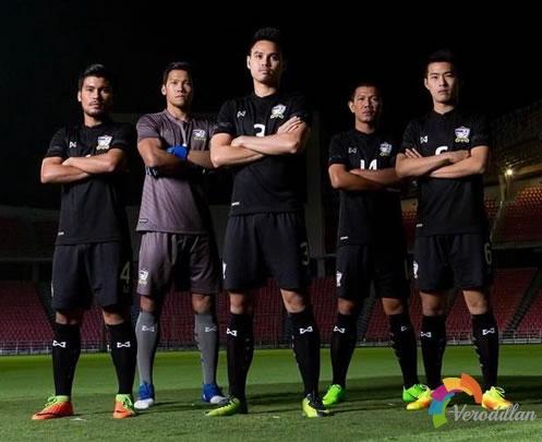 泰国国家队2017年主客场球衣正式亮相比赛