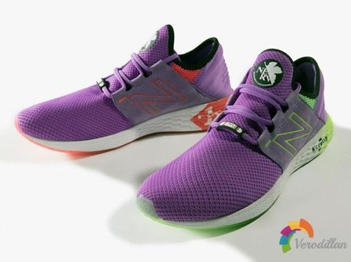 New Balance携手新世纪福音战士推出主题鞋款