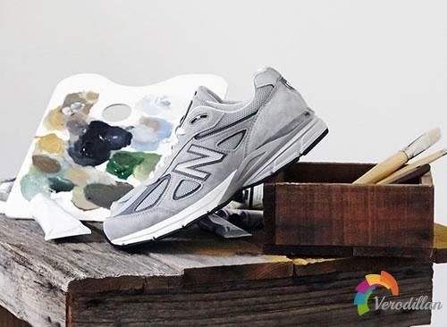 以数字定义的经典:New Balance 990v4系列