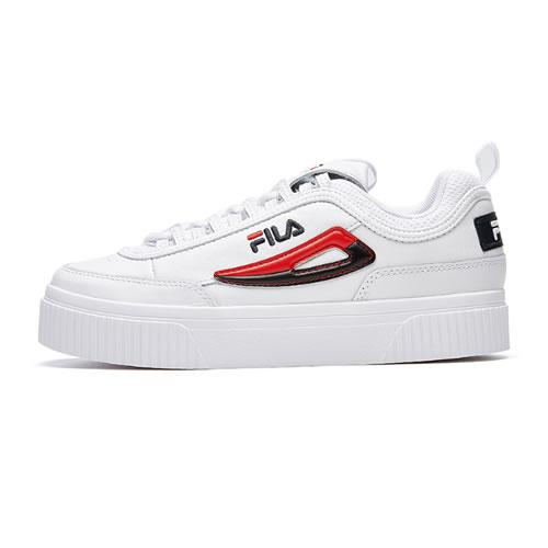 斐乐F12W931313F女子网球文化鞋