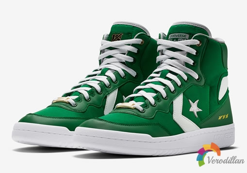 Converse Fastbreak Hi No Easy Buckets细节曝光