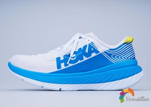 HOKA ONE ONE CARBON X马拉松鞋细节解读