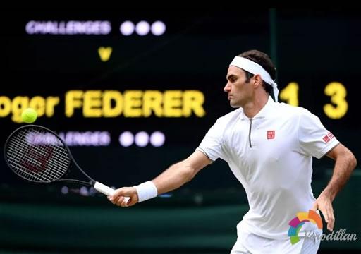 网球正手上旋球与平击有什么不同图1