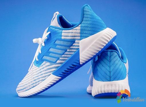 [细节简评]adidas 2019 CLIMACOOL清风系列跑鞋