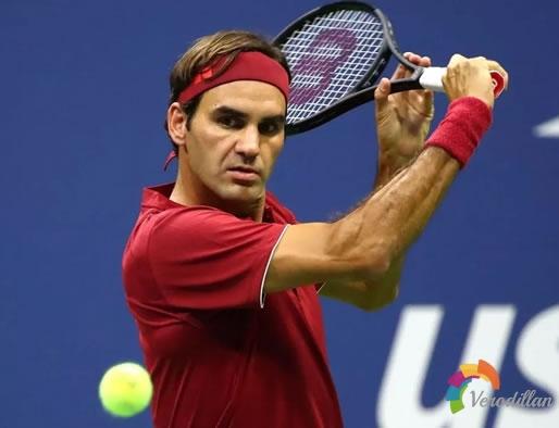 打网球如何高效发出平击球