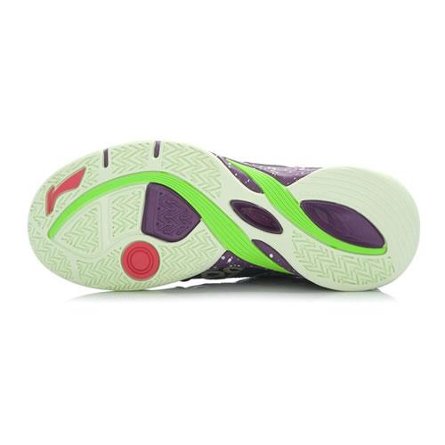 李宁ATTJ006女子网球鞋图4高清图片