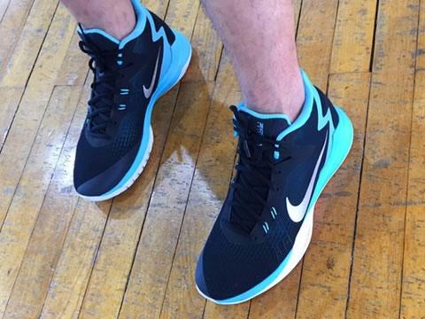 Nike ZOOM EVIDENCE深度性能测评报告