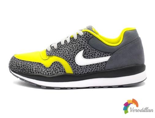 爆石纹上身:Nike全新Bright Cactus配色Air Safari