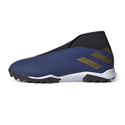 阿迪达斯EF0387 NEMEZIZ 19.3 LL TF男子足球鞋图1高清图片