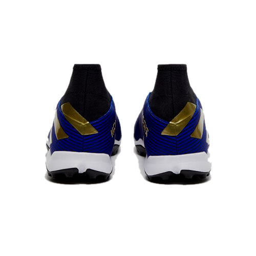 阿迪达斯EF0387 NEMEZIZ 19.3 LL TF男子足球鞋图3高清图片