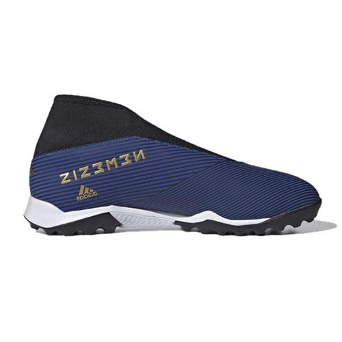 阿迪达斯EF0387 NEMEZIZ 19.3 LL TF男子足球鞋图2高清图片