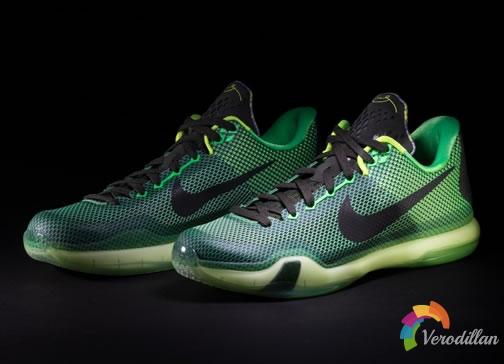 Nike Kobe X Vino,向心力与设计融合的10年佳酿