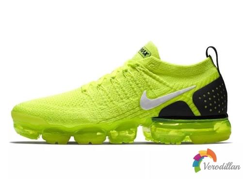 Nike Air VaporMax 2 Flyknit全新Volt配色设计曝光