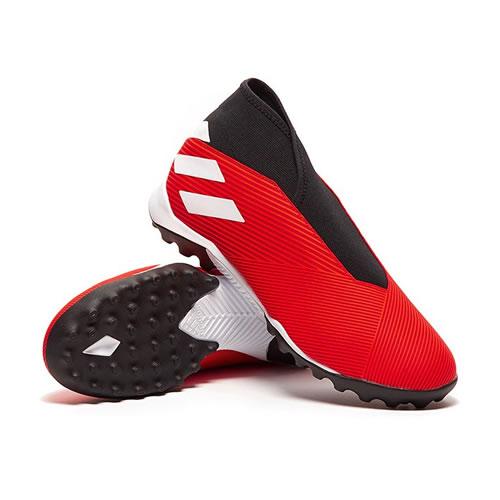 阿迪达斯G54686 NEMEZIZ 19.3 LL TF男子足球鞋图4高清图片