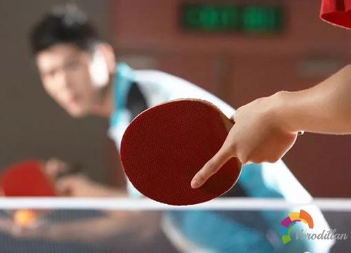 业余乒乓球友必须知道的接发球小窍门[涨球必备]