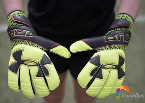 Under Armour推出首款足球门将手套Desafio系列