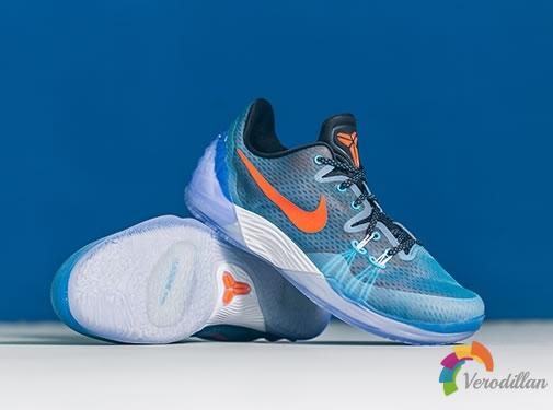 [设计简评]Nike ZOOM KOBE VENOMENON 5 EP Chlorine Blue