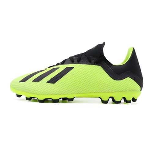 阿迪达斯AQ0707 X 18.3 AG男子足球鞋
