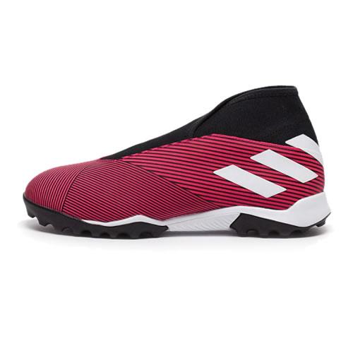 阿迪达斯EF0385 NEMEZIZ 19.3 LL TF男子足球鞋