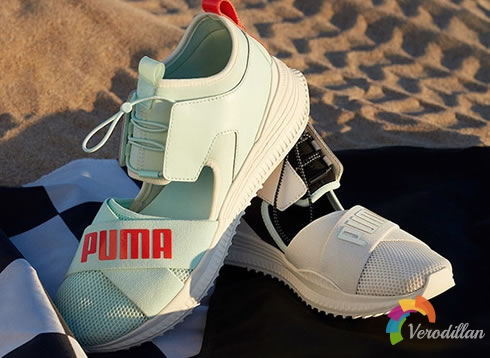 清爽便捷:FENTY推出Avid Trainer鞋款