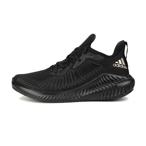 阿迪达斯G28571 alphabounce+ w男女跑步鞋