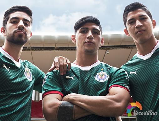 瓜达拉哈拉2017/18赛季第二客场球衣,融入山羊图腾
