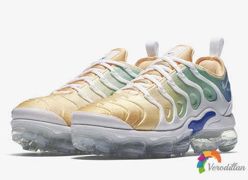 Nike Air VaporMax Plus Light Menta迎来发售