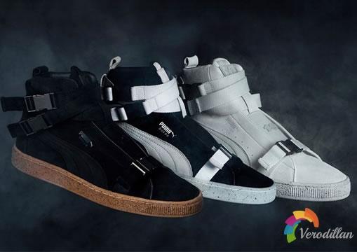 SUEDE 50 PUMA X XO推出周年限定鞋款