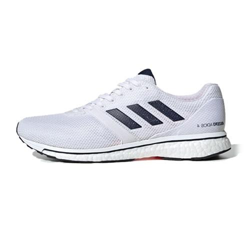 阿迪达斯EF1461 adizero adios 4 m男子跑步鞋