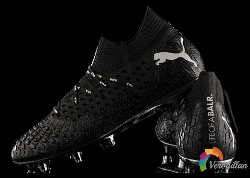 Puma携手BALR发布特别版Future 4.1足球鞋