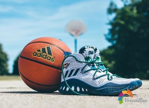 [球鞋近赏]adidas全新顶级篮球鞋Crazy Explosive