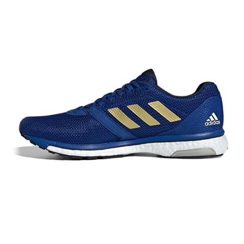 阿迪达斯EF1463 adizero adios 4 m男子跑步鞋
