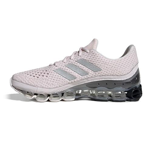 阿迪达斯EH0788 Microbounce男女跑步鞋