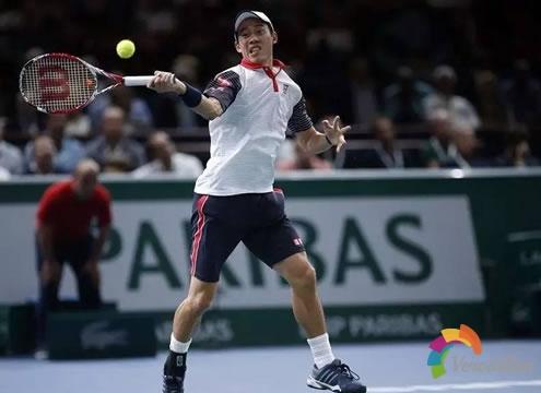 网球想要赢球,把球打深才是关键