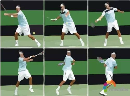 [网球引拍]什么样的引拍方式能更有效帮助击球