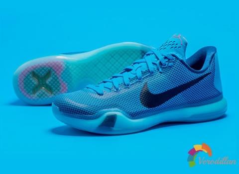极致抓地:Nike KOBE X实战测评报告