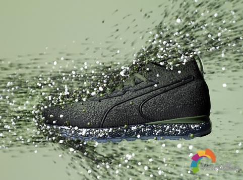 PUMA创新科技跑鞋Jamming发布