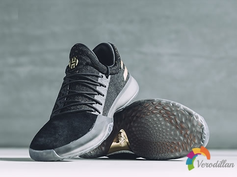 adidas HARDEN Vol.1 Imma Be A Star,年少哈登的壮志故事